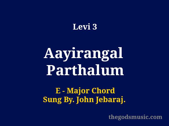 Aayirangal Parthalum