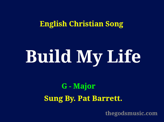 Build-My-Life-Keyboard-Chords